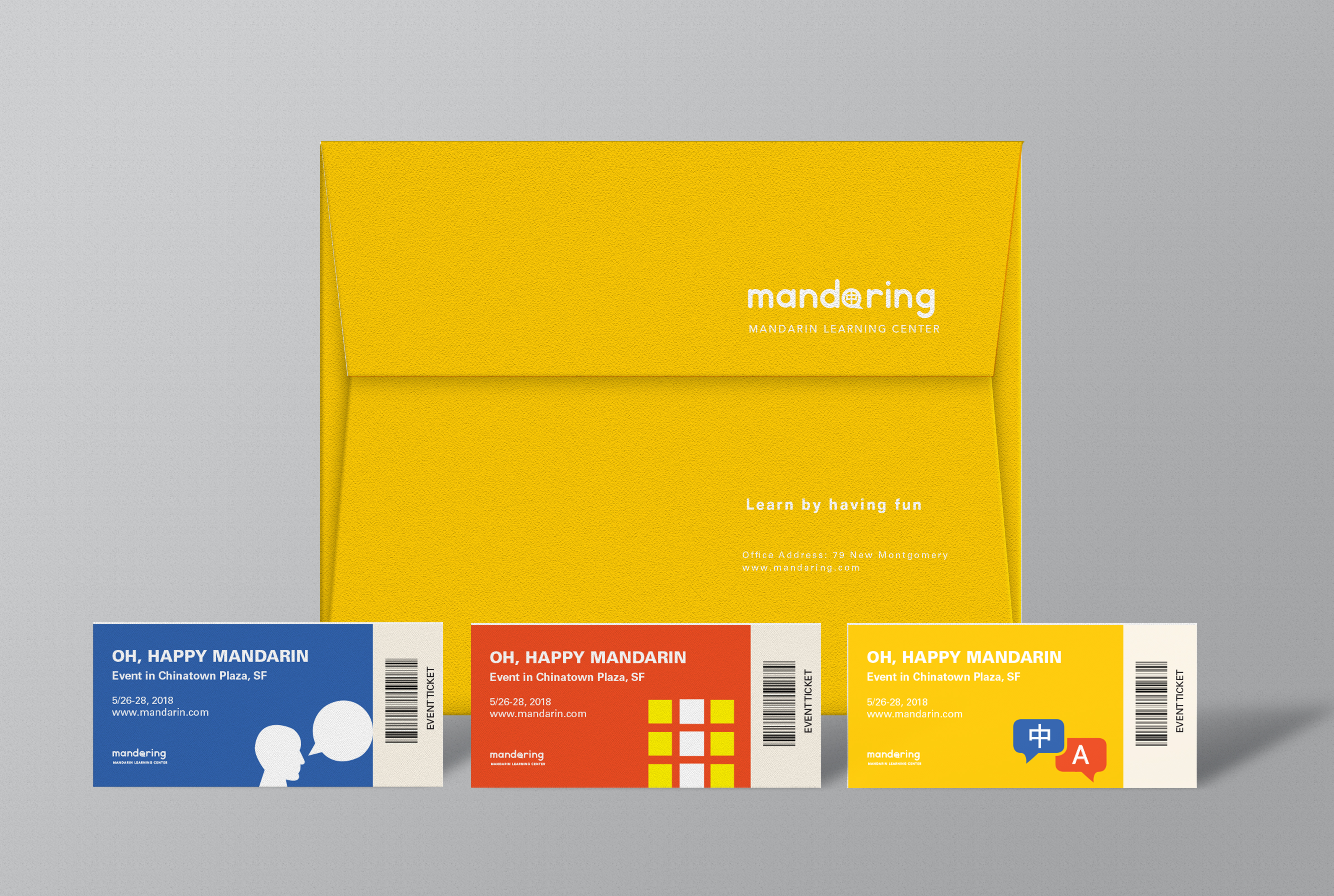 mandaring ticket_